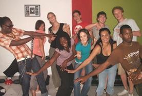 Volontärarbeta med konst och kultur : Jamaica