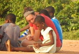 Sommarvolontär – tvåveckorsprojekt : Ghana