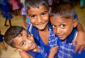 Volontär på Sri Lanka : Omsorg