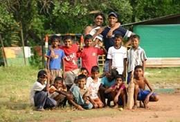 Volontär i Indien - Åk på volontärresa till Indien! : Sport