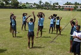 Volontärarbeta som friidrottstränare utomlands : Sri Lanka