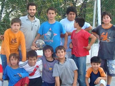 Teach Sports in Argentina as a Projects Abroad Volunteer