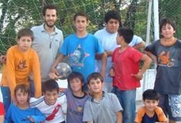 Idrottsledare & tränare utomlands : Argentina