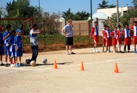 Volontär i Marocko : Sport