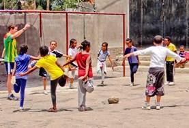 Volontär i Etiopien : Sport