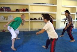 Volontärarbeta med skolidrott utomlands : Mexiko