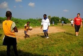 Sport och Idrott - Tränare utomlands : Rugby