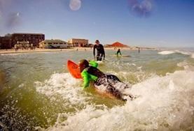 Sport och Idrott - Tränare utomlands : Surfing