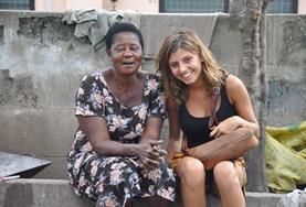 Volontär i Ghana : Språkkurs och språkresor