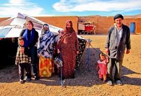 Volontär i Marocko : Språkkurs och språkresor