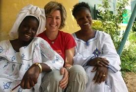 Volontär i Senegal : Språkkurs