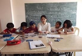 Undervisning - volontärarbete eller lärarpraktik utomlands : Bolivia