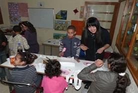 Undervisning - volontärarbete eller lärarpraktik utomlands : Marocko