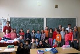 Undervisning - volontärarbete eller lärarpraktik utomlands : Rumänien