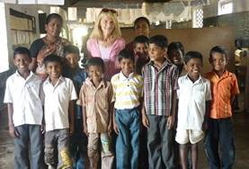 Volontär i Indien - Åk på volontärresa till Indien! : Undervisning