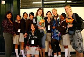 Undervisning - volontärarbete eller lärarpraktik utomlands : Mexiko