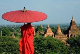 Undervisning - volontärarbete eller lärarpraktik utomlands : Myanmar