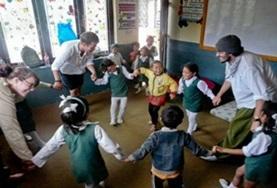 Volontär i Nepal : Undervisning