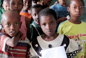 Undervisning - volontärarbete eller lärarpraktik utomlands : Tanzania