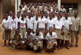 Undervisning - volontärarbete eller lärarpraktik utomlands : Togo