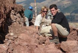 Volontär i Peru : Arkeologi