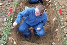 Volontär i Rumänien – Praktik och volontärarbete i Östeuropa : Arkeologi