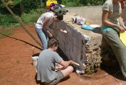 Volontär på Jamaica - Åk på volontärarbete i Karibien! : Bygg