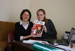 Ungdomsvolontär - Journalistik : Rumänien