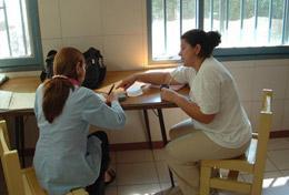 Volontär i Argentina : Juridik & mänskliga rättigheter