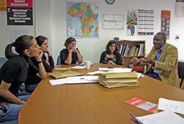 Ungdomsvolontär - Juridik och Mänskliga Rättigheter : Sydafrika