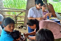 Volontär i Filippinerna : Medicin & Hälsa