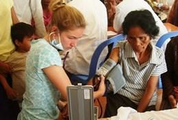 Ungdomsvolontär – Medicin & Hälsa : Kambodja