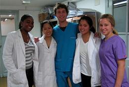 Ungdomsvolontär – Medicin & Hälsa : Argentina