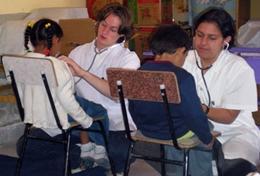 Ungdomsvolontär – Medicin & Hälsa : Bolivia