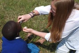 Volontär i Kenya med Projects Abroad : Medicin & Hälsa