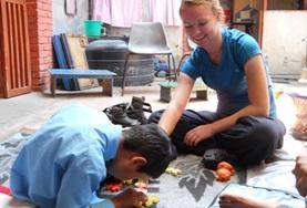 Ungdomsvolontär – Medicin & Hälsa : Nepal