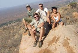 Natur och Miljöprojekt för ungdomar : Sydafrika