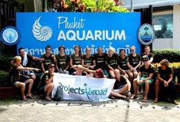 Natur och Miljöprojekt för ungdomar : Thailand