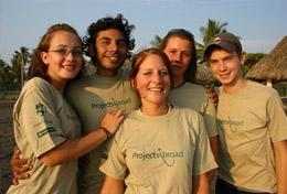 Natur och Miljöprojekt för ungdomar : Mexiko