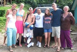 Ungdomsvolontär med barn & ungdom : Costa Rica