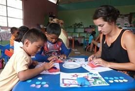 Ungdomsvolontär med barn & ungdom : Ecuador