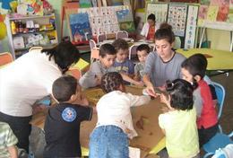 Ungdomsvolontär med barn & ungdom : Marocko