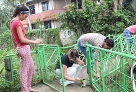 Ungdomsvolontär med barn & ungdom : Sri Lanka