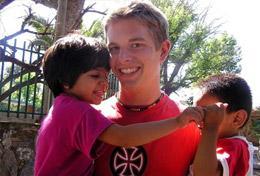 Ungdomsvolontär med barn & ungdom : Argentina