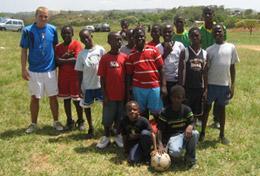 Volontär på Jamaica - Åk på volontärarbete i Karibien! : Sport