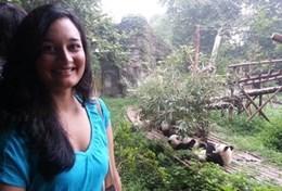 Volontär med djur utomlands : Kina