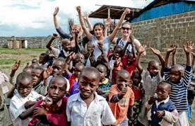 Volontär i Ghana : Julprojekt - Omsorg