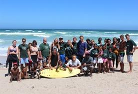Volontär i Sydafrika : Julprojekt - Omsorg