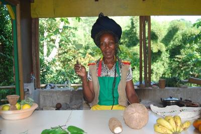 Vuxenspecial 50+ Rastafariprojekt på Jamaica