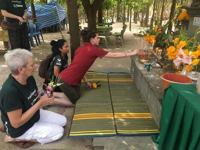 Vuxenspecial 50+ Undervisning i Thailand